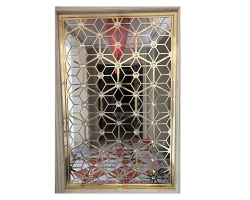 仁怀铜窗工程案例