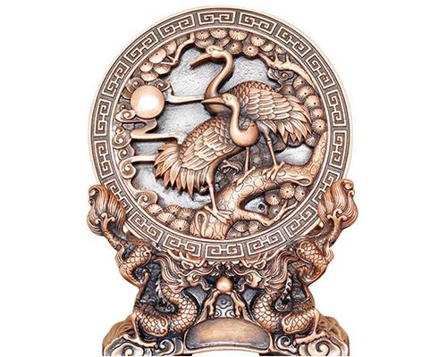 铜仁铜工艺品工程案例