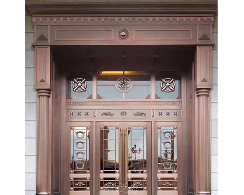仁怀酒店铜门