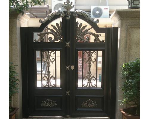 贵阳铝庭院门