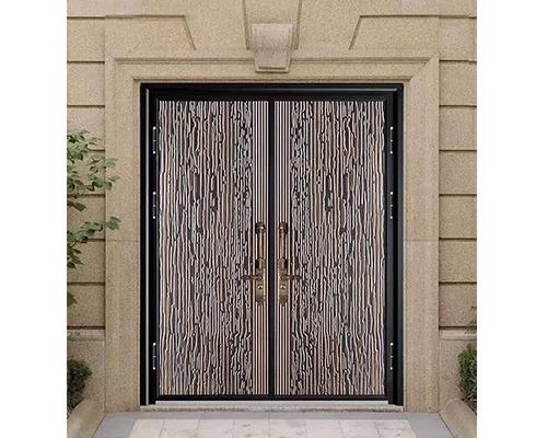 铸铝防爆门